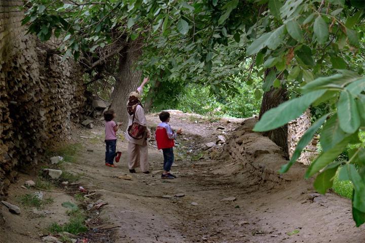 روستای هزاوه   جاهای دیدنی اراک