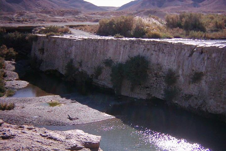 سد باستانی نیم ور