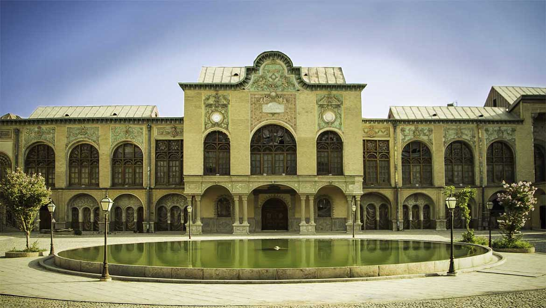 کافه مسعودیه ، عطر خوش غذا و طعم ناب نوشیدنیها در یک عمارت قاجاری