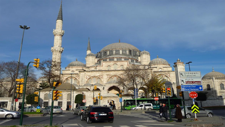 مساجد استانبول ، در سفر به ترکیه بازدید از این مکانهای زیبا و باشکوه را از دست ندهید