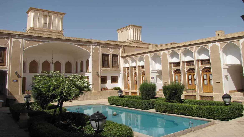 موزه آب یزد ، موزه گنج کویر