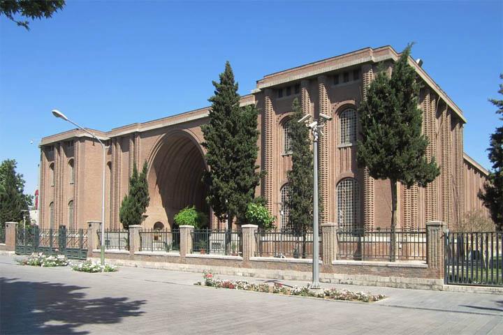 موزه ملی ایران | جاذبه های اطراف خیابان سی تیر