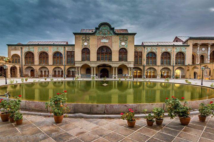 نگاهی به تاریخچهی بنای کافه مسعودیه
