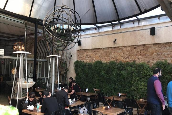 کافه ژوان | کافه های غرب تهران