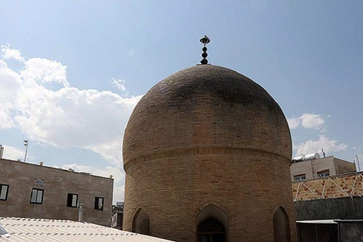 گنبد خشتی مشهد | جاهای دیدنی مشهد