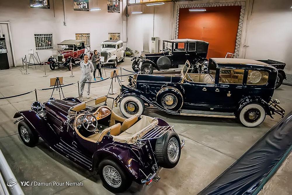 موزه خودرو ، آسایشگاه سالمندان خودروهایی که روزگاری برای خود کسی بوده اند