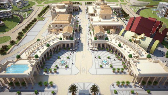 مراکز خرید قطر