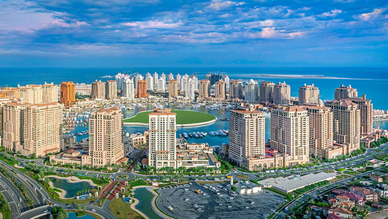جزیره مروارید قطر ؛ شکوه قدرت بشر در خلیج فارس