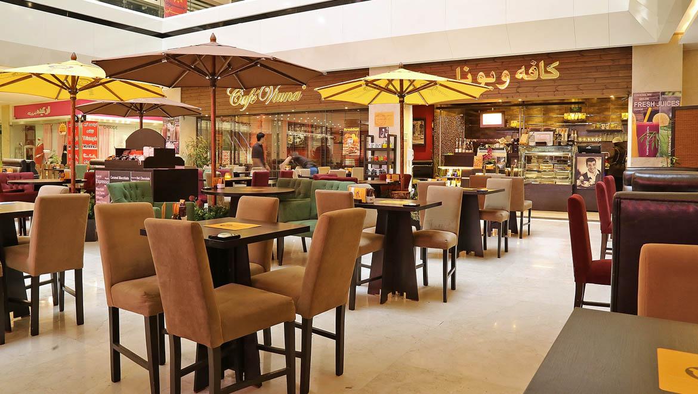کافه ویونا ، زنجیرهای از خوشمزگیها در فضاهای متفاوت و دلانگیز