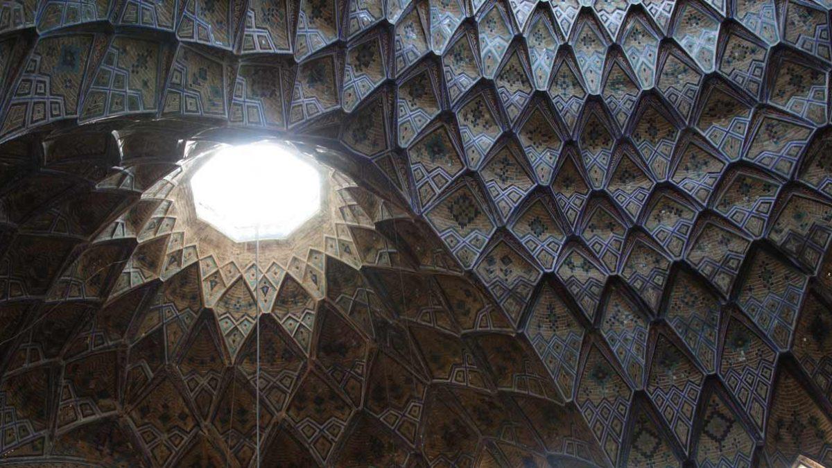 بازار کاشان ، لذت سیر در میان شاهکارهای بینظیر معماری دوره قاجار