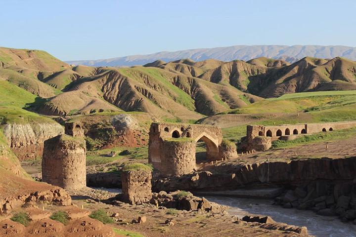 اولین شهر تاریخی دوره ساسانی