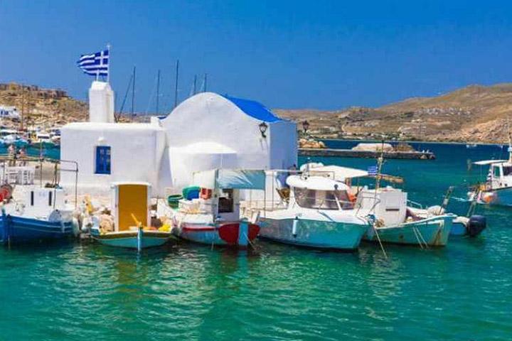 جزیره پاروس یونان   اطلاعات ضروری قبل از سفر+معرفی جاذبهها