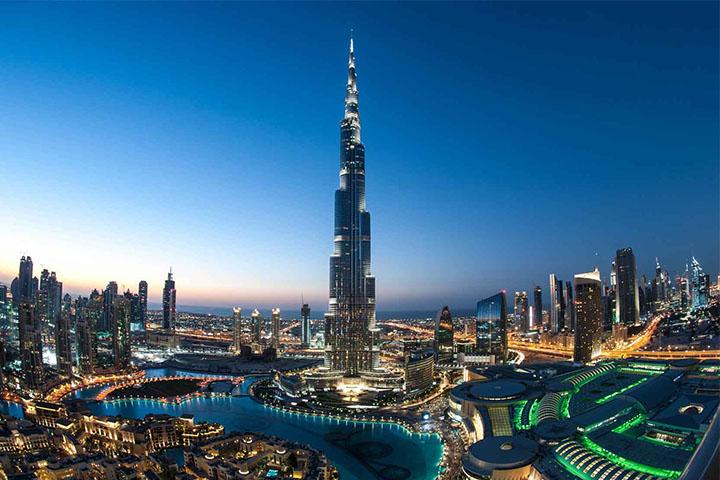 دبی | مقاصد سفر خارجی در پاییز