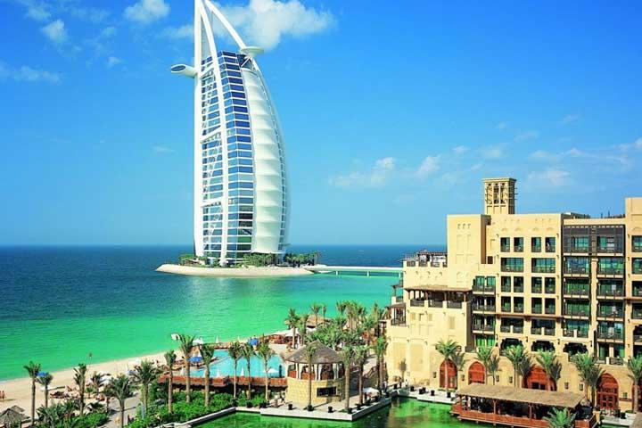 دبی | مقاصد سفر خارجی در زمستان