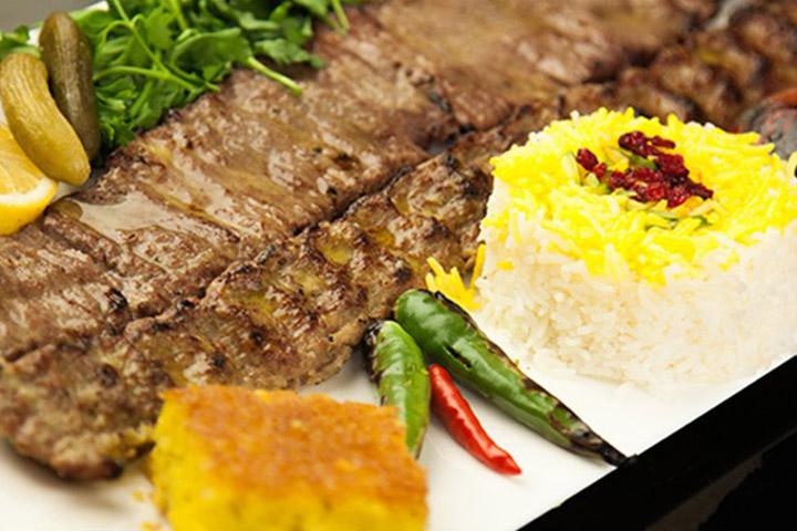 رستوران شمشیری | بهترین کبابی های تهران