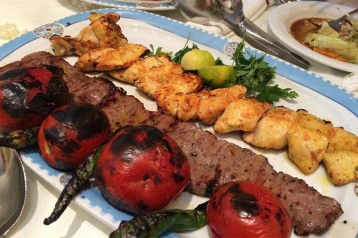 رستوران نایب | بهترین کبابی های تهران