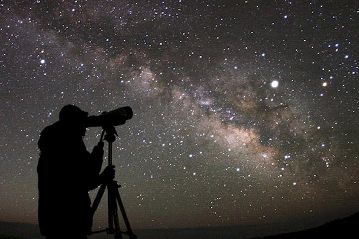رصد ستارگان