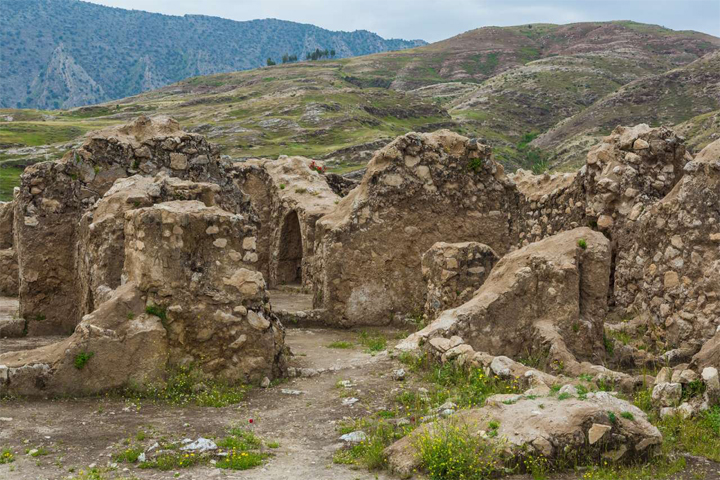 دره شهر ایلام | شهر تاریخی سیمره