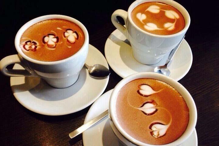 قهوههای سوئیسیِ کافه ویونا