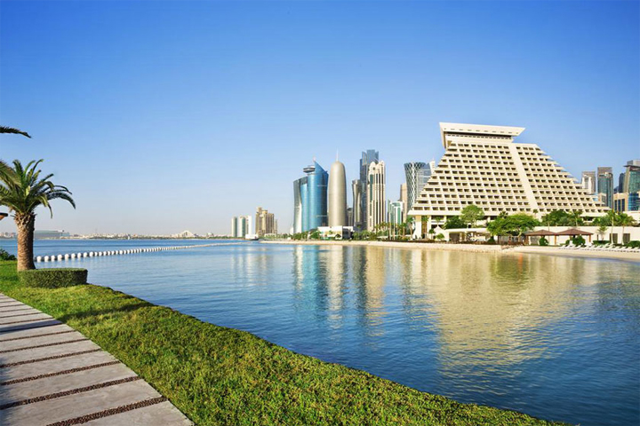 کورنیش قطر | معرفی کامل جاذبه + عکس و اطلاعات بازدید