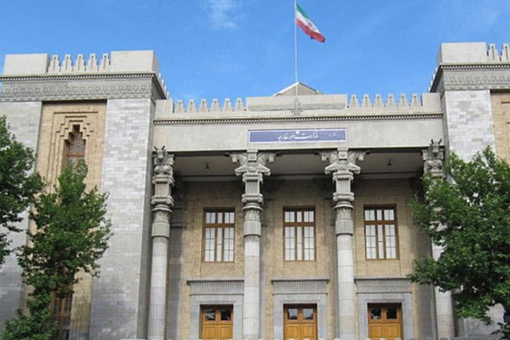 وزارت امور خارجه | میدان مشق