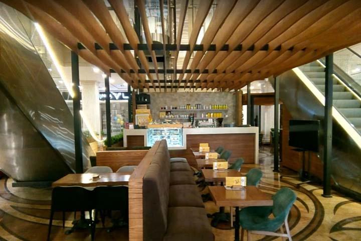 کافه ویونا | اطلاعات و آدرس 35 تا از شعبههای کافه ویونا در تهران + منو