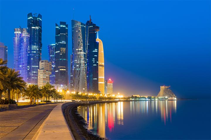 کورنیش قطر