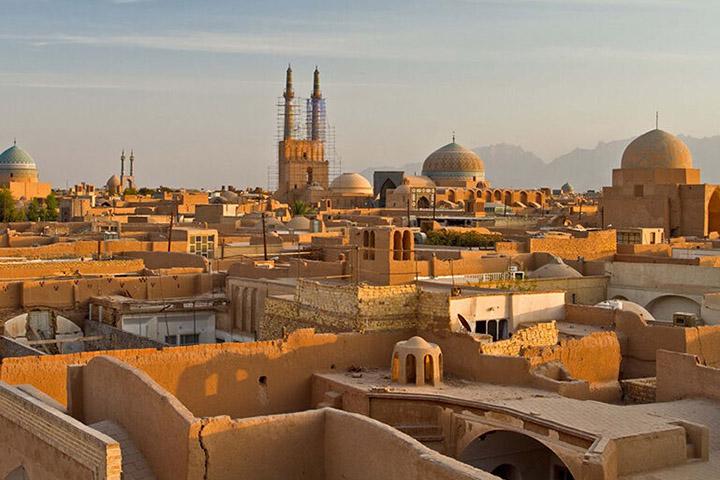 یزد | مقاصد سفر داخلی در پاییز