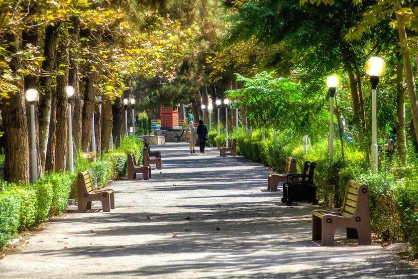 جاهای تفریحی تهران