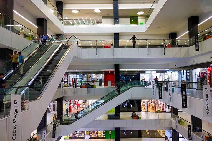 مرکز خرید چارسو
