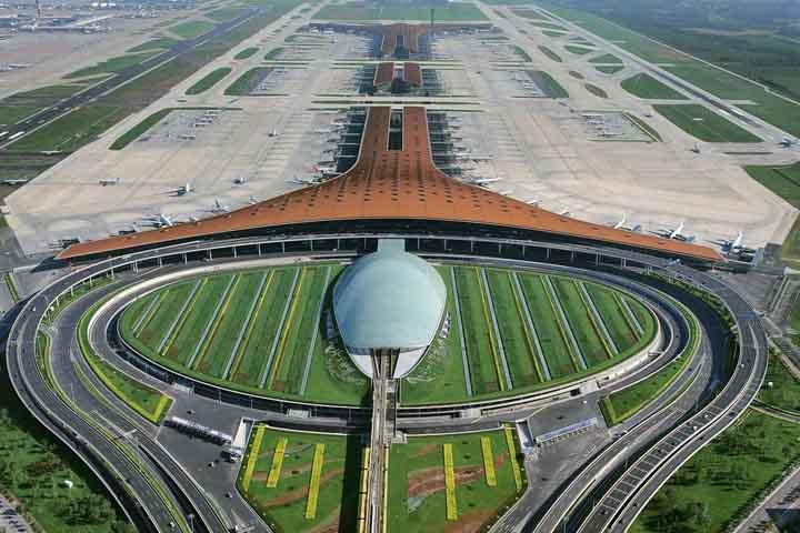 فرودگاه بین المللی داکسینگ پکن
