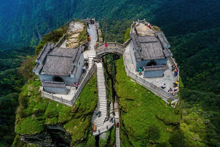 کوه فانجینگ
