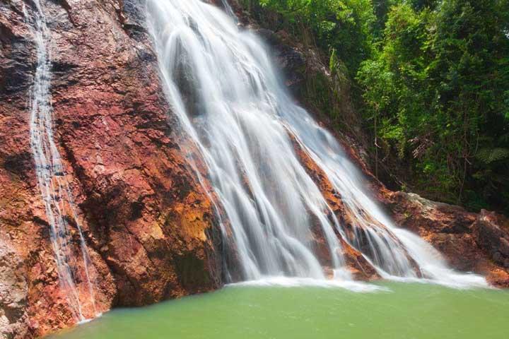 آبشارهای ناموانگ