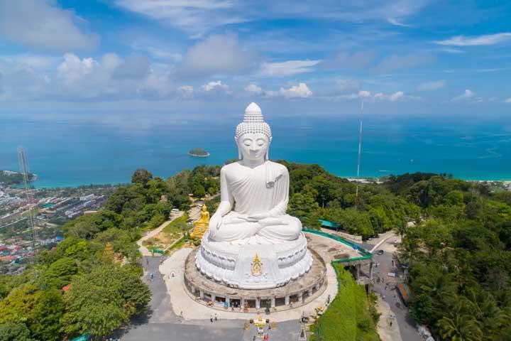 تایلند شهر پوکت | مقاصد سفر خارجی در زمستان