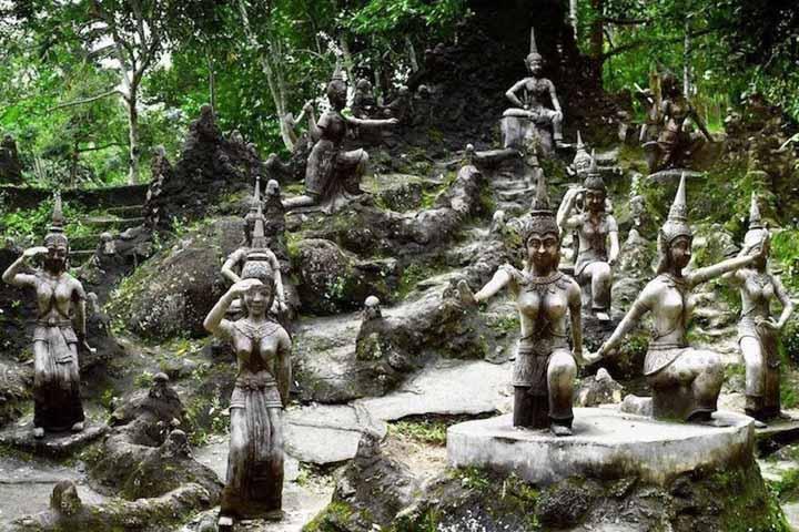 باغ مخفی بودا