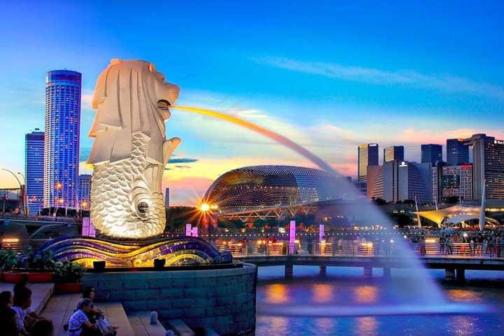 سنگاپور | مقاصد سفر خارجی در زمستان