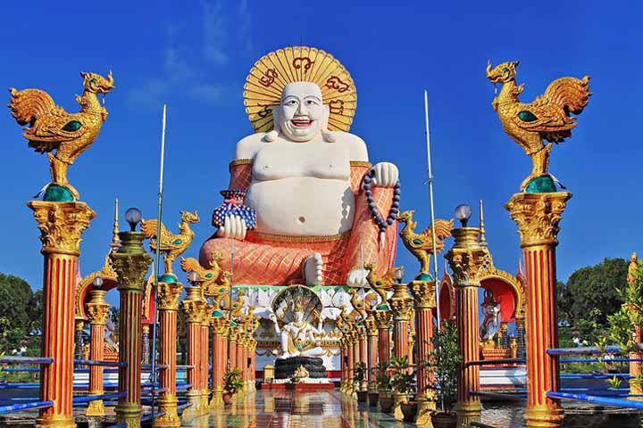 معبد بودایی وات پلای لائم