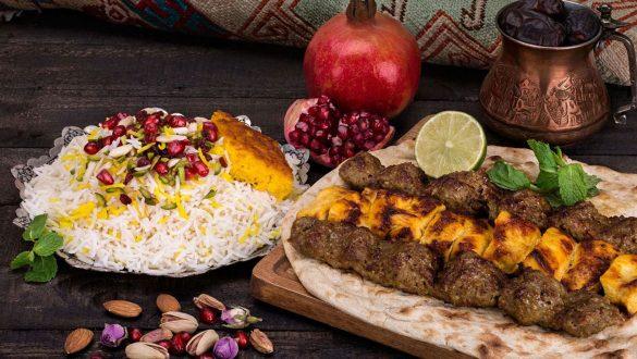 کاور رستوران های ایرانی استانبول