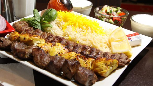 کاور رستورانها و کبابیهای نام آشنای بازار تهران