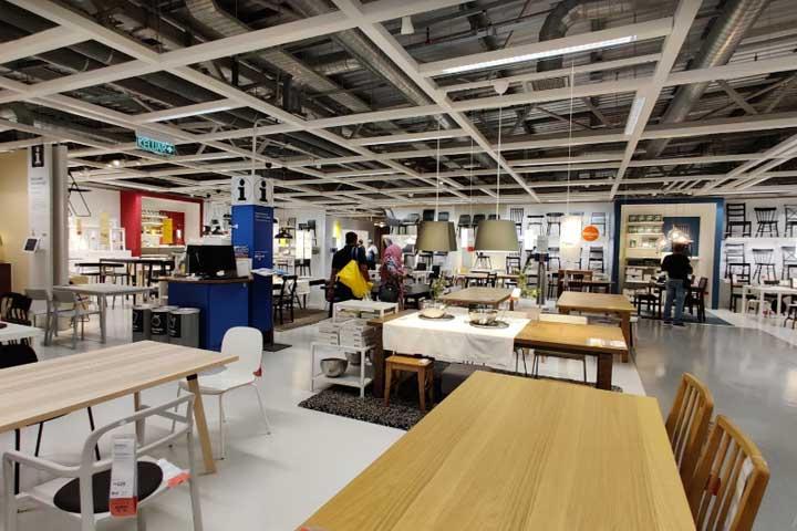 مرکز خرید ایکیا کوالالامپور | مراکز خرید مالزی