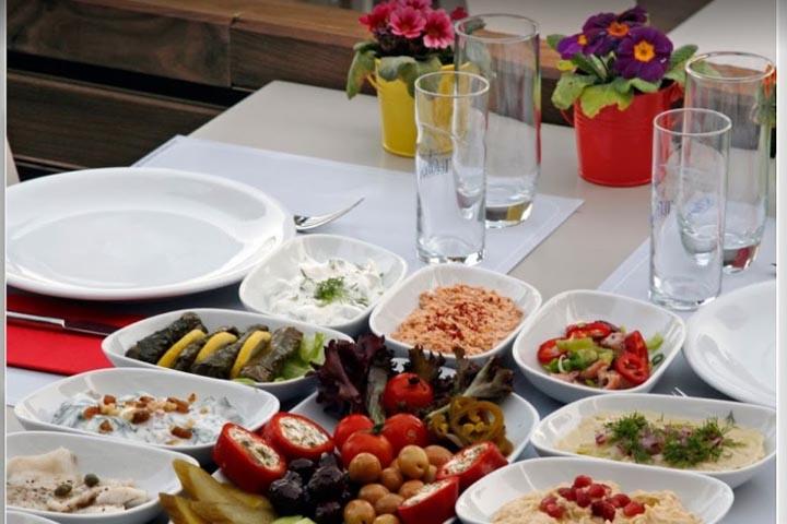 رستوران Salash Fasil