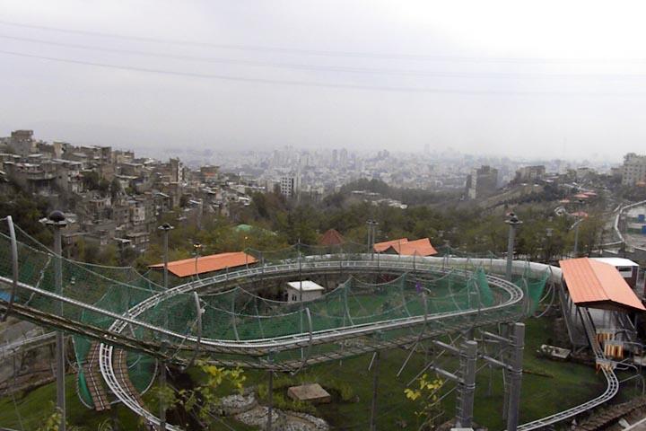 سورتمه تهران