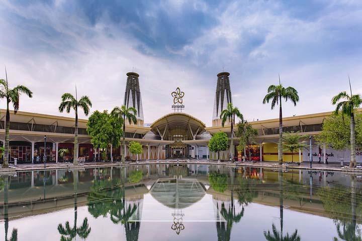 مرکز خرید آلاماندا | مراکز خرید مالزی