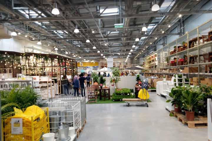 مرکز خرید ایکیا کوالالامپور