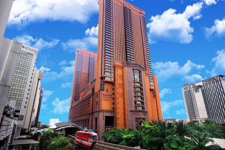 مرکز خرید برجایا تایمز اسکوئر | مراکز خرید مالزی