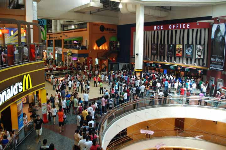 مرکز خرید میدولی مگامال