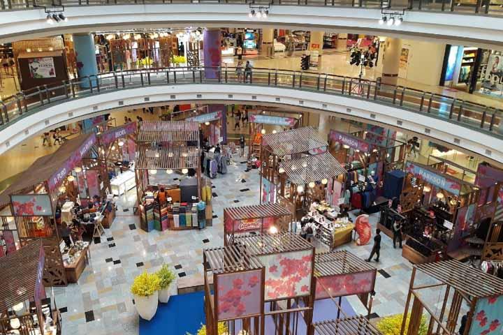 مرکز خرید وان اوتاما