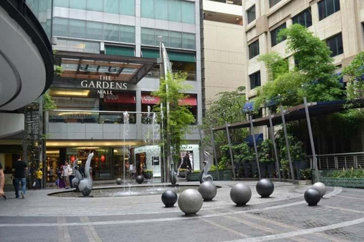 مرکز خرید گاردن کوالالامپور مالزی | مراکز خرید مالزی