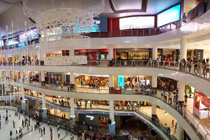 مرکز خرید سان وی پیرامید