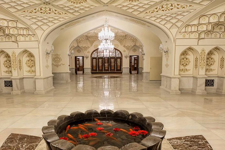 معماری ایران مال تهران